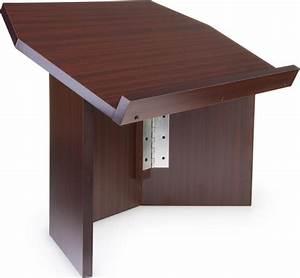 Table Top Podium Plans Decorative Table Decoration