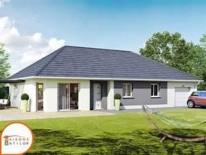 nos plans et modeles de maisons With exceptional exemple de maison neuve 4 photos maison neuve plein pied