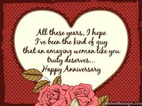 just married card anniversary wishes for quotes and messages for