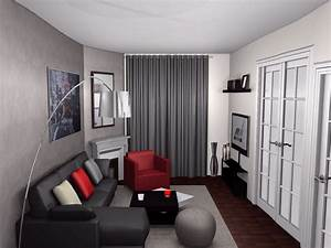 best decoration interieur salon moderne photos design With idee deco interieur appartement
