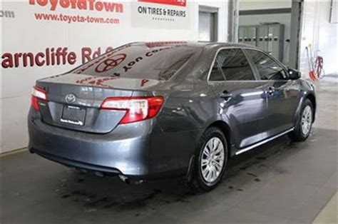 used 2012 toyota camry i 4 cy single owner le new tires