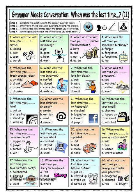 grammar meets conversation     time