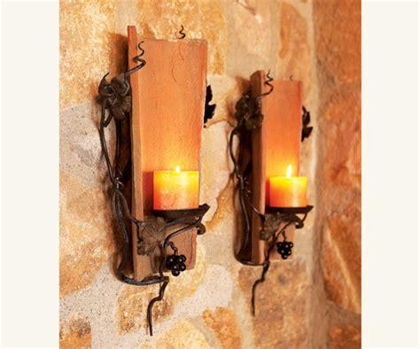 antique tuscan tile sconces traditional wall sconces