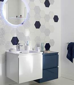 carrelage hexagonal castorama With carreaux de ciment exterieur 17 carrelage hexagonal blanc sol et mur parquet carrelage