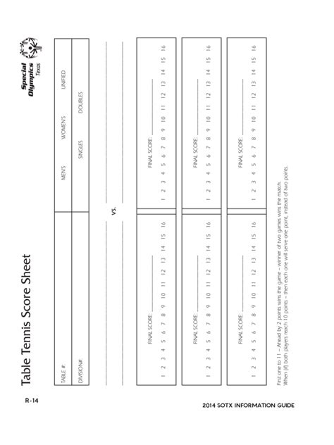 table tennis score sheet   templates   word excel