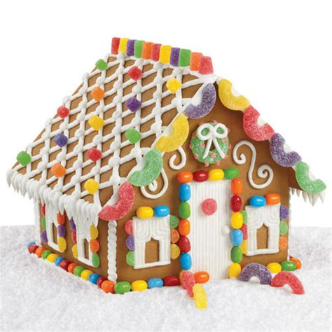 simple gingerbread house designs sweet and simple gingerbread house wilton