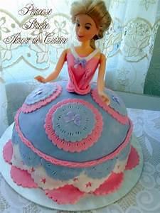 Gateau Anniversaire Petite Fille : gateau tortue barbie princesse page 20 ~ Melissatoandfro.com Idées de Décoration