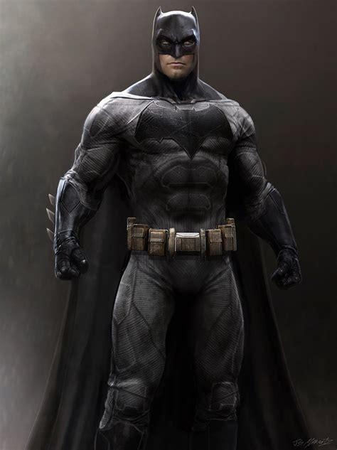 Batman V Superman Dawn Of Justice Concept Illustrations