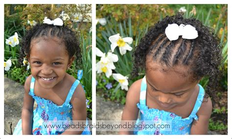 beads braids and beyond natural hair styles for little