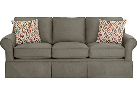 provincetown ash sleeper sofa sleeper sofas gray