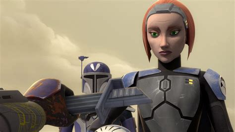 Star Wars: Bo-Katan's backstory explained