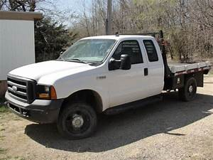 2006 Ford F250 Flatbed