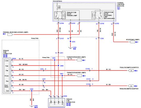 Ford Wiring Diagram For Trailer by Diagram Leonard Trailer Wiring Diagram Version Hd