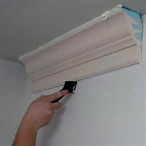 Installing Foam Crown Molding Is Easy  Use Our Step