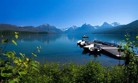 Lake McDonald, Glacier National Park Fishing, Camping ...