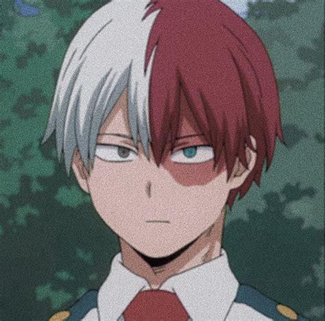 ³˘♥ 𝓬𝓱𝓾 My Hero Academia Shouto Aesthetic Anime Anime