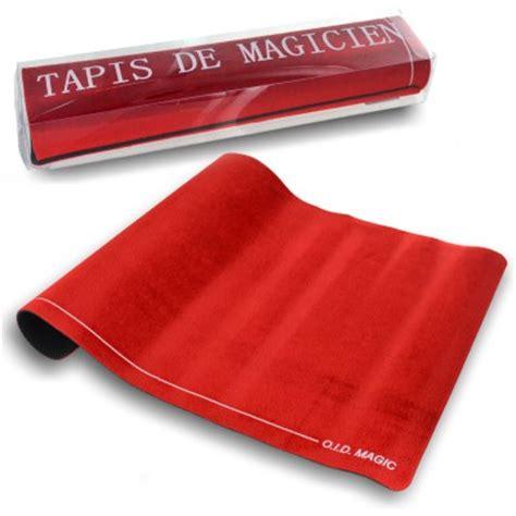 magie tapis de magicien rouge jeux et jouets oid