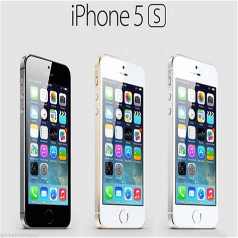iphone 5s factory unlocked factory unlocked iphone 5s gold 4s 16 32 64gb smartphone