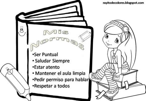 124 Best Reglas De La Clase Images On Pinterest