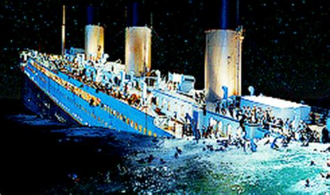 Titanic Boats Went Back by My Gifs Titanic Titanicedit Film Titanic Movie Titanic