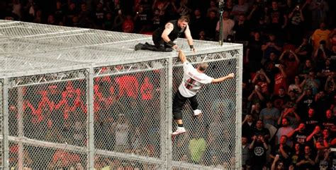 shane mcmahon  kevin owens  hell   cell