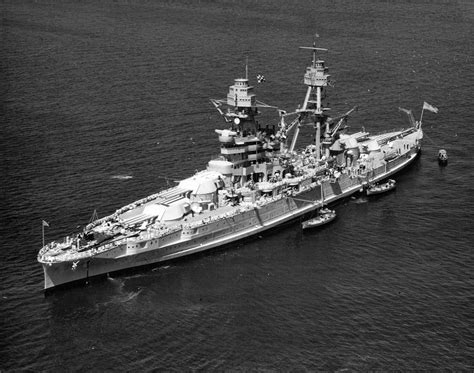 USS Arizona facts - What it contributed to history ...