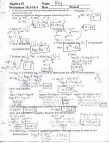 Algebra 2 Worksheets Algebra 2 Worksheet Answers Abitlikethis