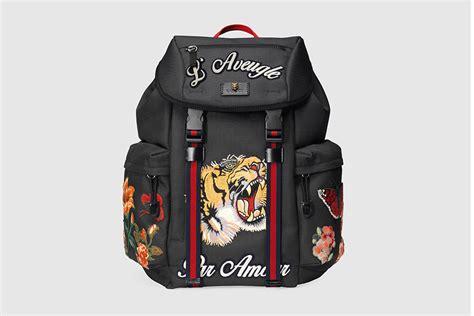 backpack gucci グッチ gucciがデザインしたバックパックが最強にカッコ良すぎる 2016aw