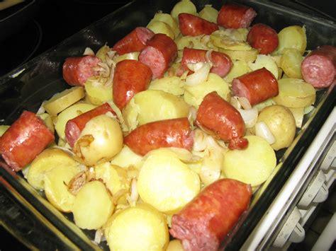 cuisiner des diots de savoie gratin de pdt et diots de savoie la cuisine de maryse co