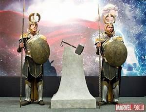 [Comic Con] Thor - Le Monde des ténèbres : Une chouette ...