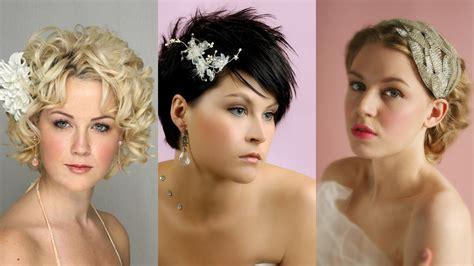 Wedding For Short Hair : 35 Lovely Wedding Hairstyles For Short Hair