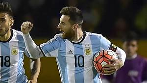 MAGICAL MESSI SENDS ARGENTINA TO WORLD CUP - Nigeria Daily ...
