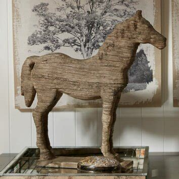 Posts Wesley Horse Table Decor Statue Reviews