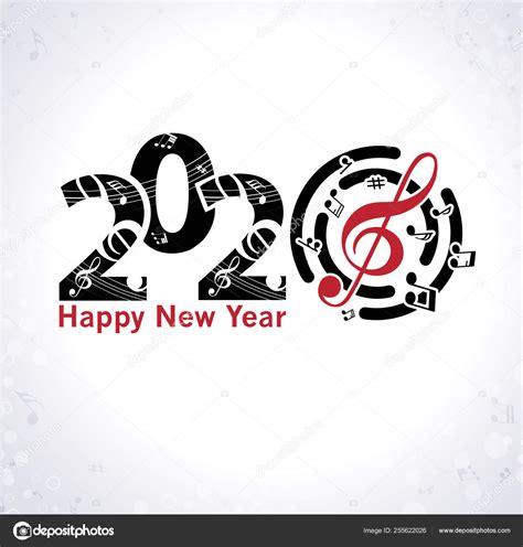 I like chopin 2020 (radio edit) gazebo. 音乐快乐新年背景与笔记2020 — 图库矢量图像© 1nana1 #255622026
