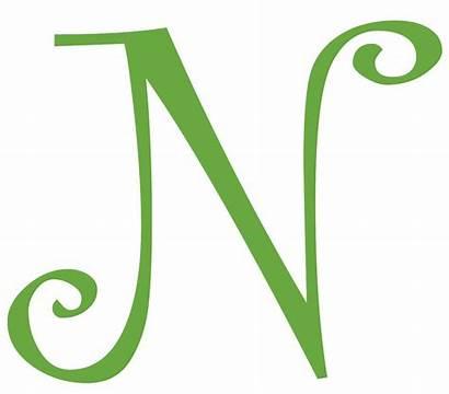 Vinyl Letter Monogram Initial Decal Lettering Sticker