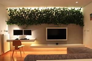 Pflanzen Für Wohnzimmer : 37 ideen f r zimmerpflanzen deko kreative beh lter und arrangements ~ Markanthonyermac.com Haus und Dekorationen