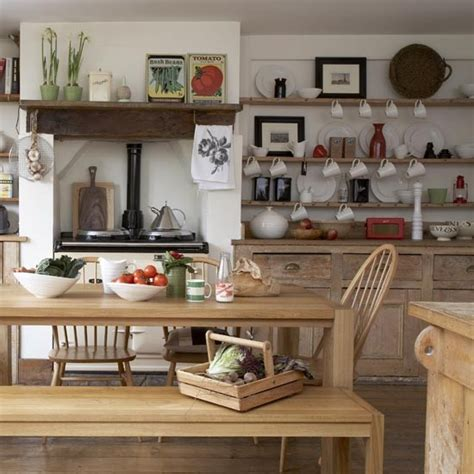 country kitchen diner ideas rustic country kitchen diner family kitchen design ideas housetohome co uk