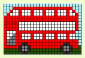 Pixel Art Voiture Facile : theme vehicule page 2 ~ Maxctalentgroup.com Avis de Voitures