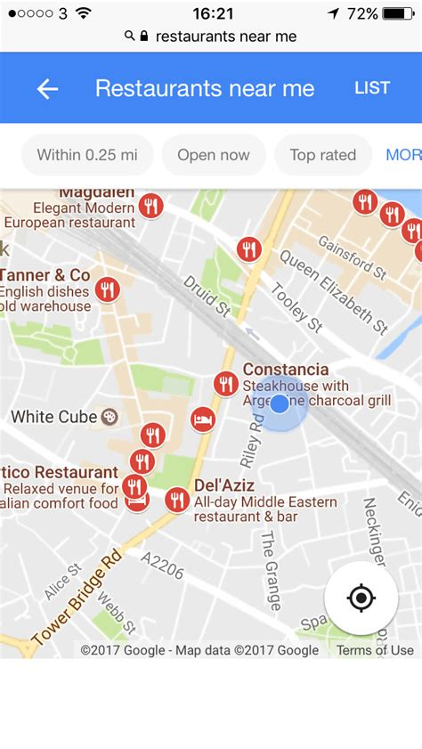 marketing classes near me near me the rise of location based searches