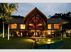 Tropical house design, Rio de Janiero, Brazil Most