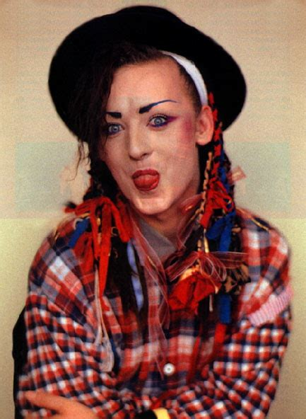 Boy George Images Boy George Images Wallpaper And Background Photos