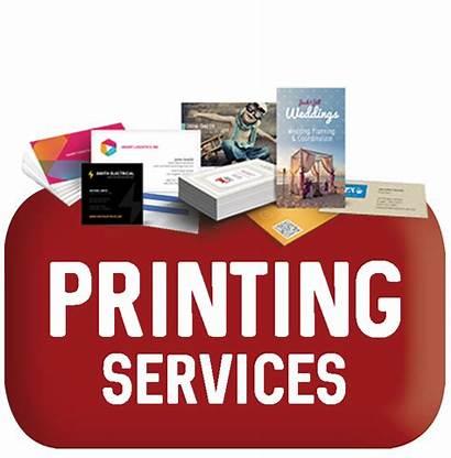 Printing Services Walk
