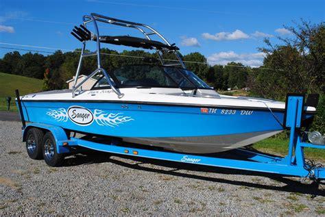 Sanger Boat Swim Platform by Sanger V210 2008 For Sale For 27 500 Boats From Usa
