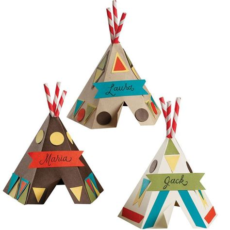diy funky teepee kit  paper source thanksgiving place