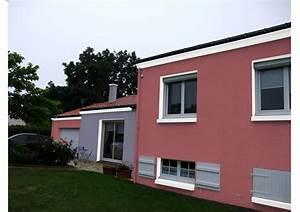 Peinture Facade Maison : simulation peinture maison ravissant peinture pour facade ~ Melissatoandfro.com Idées de Décoration