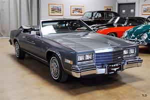 Cadillac Eldorado Cabriolet : 1985 cadillac eldorado convertible ~ Medecine-chirurgie-esthetiques.com Avis de Voitures