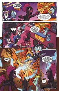 Comiclist Previews  My Little Pony Nightmare Knights  3