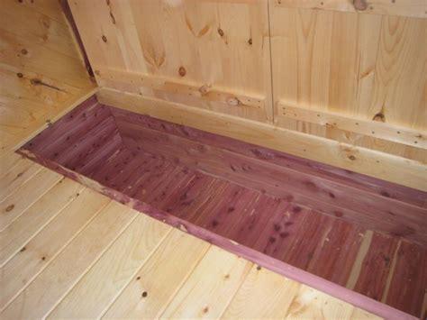 cedar closet flooring alyssamyers