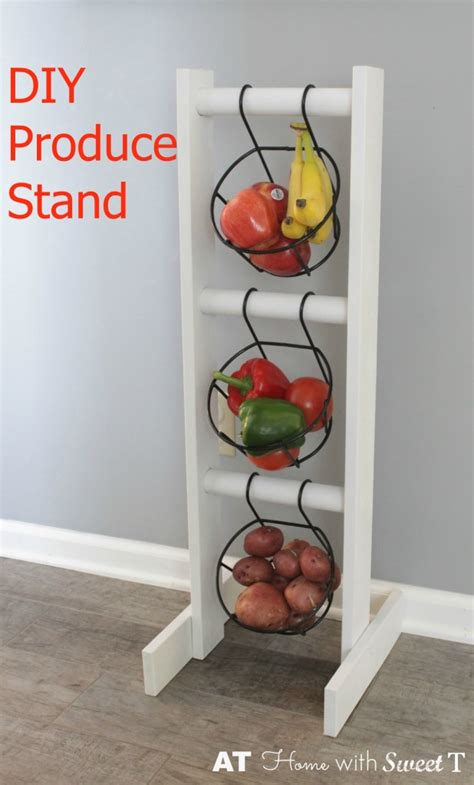 diy produce storage ideas   kitchen