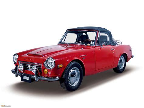 Datsun Fairlady 1600 (sp311) 196570 Images (1600x1200
